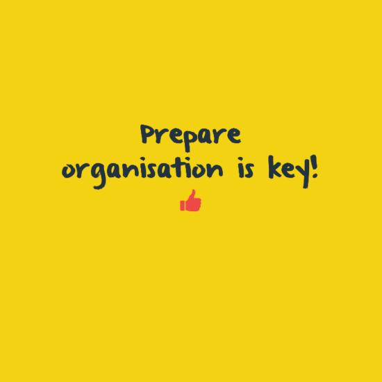 Organisation-is-key