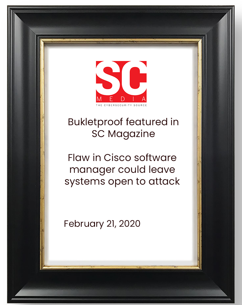 Bulletproof-feature-SC-Magazine-Feb-2020