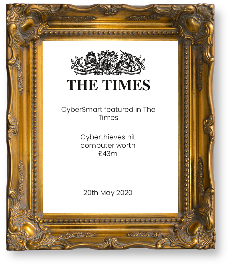 CyberSmart-feature-in-The-Times