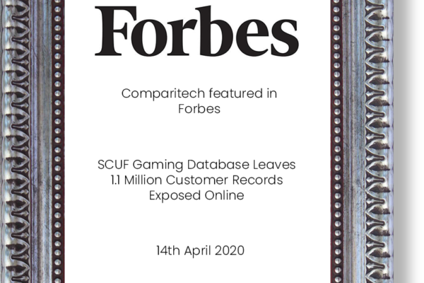 Comparitech-feature-in-Forbes