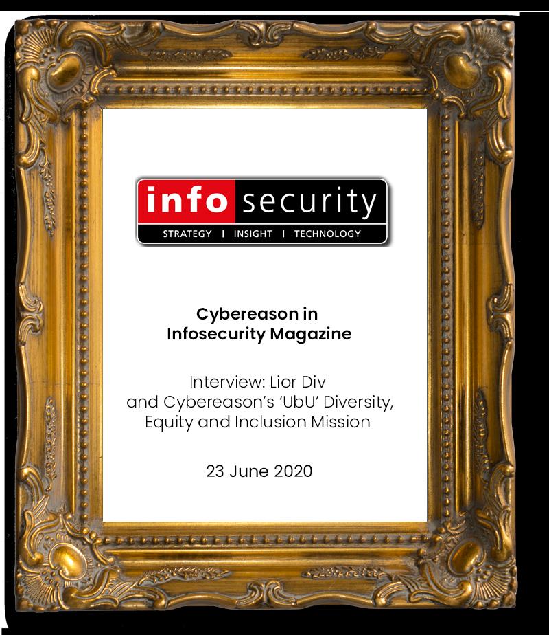 Cybereason infomag