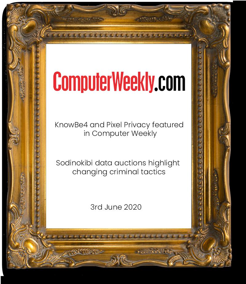 KB4 & Pixel Privacy Computer weekly