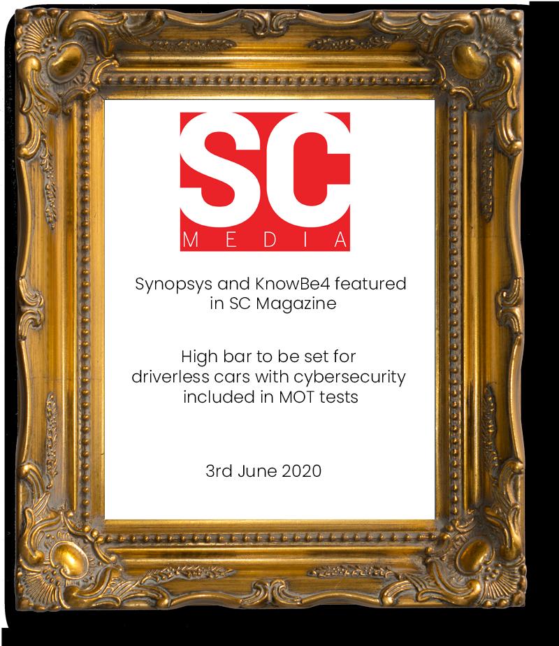 Synopsys & KB4 SC Mag