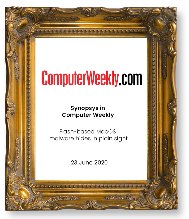 computer weekly synopsys