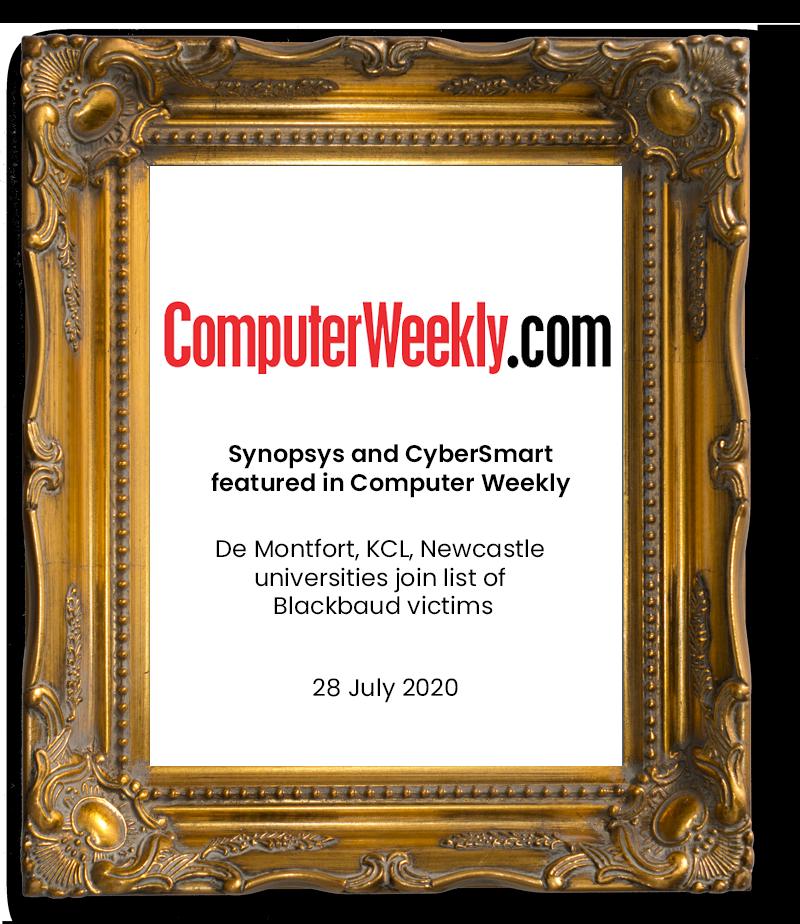 CW - Synopsys & CS