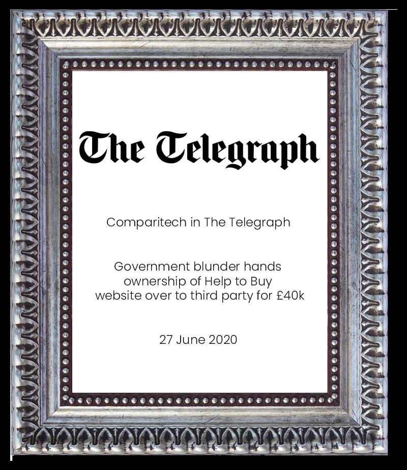Comparitech Telegraph