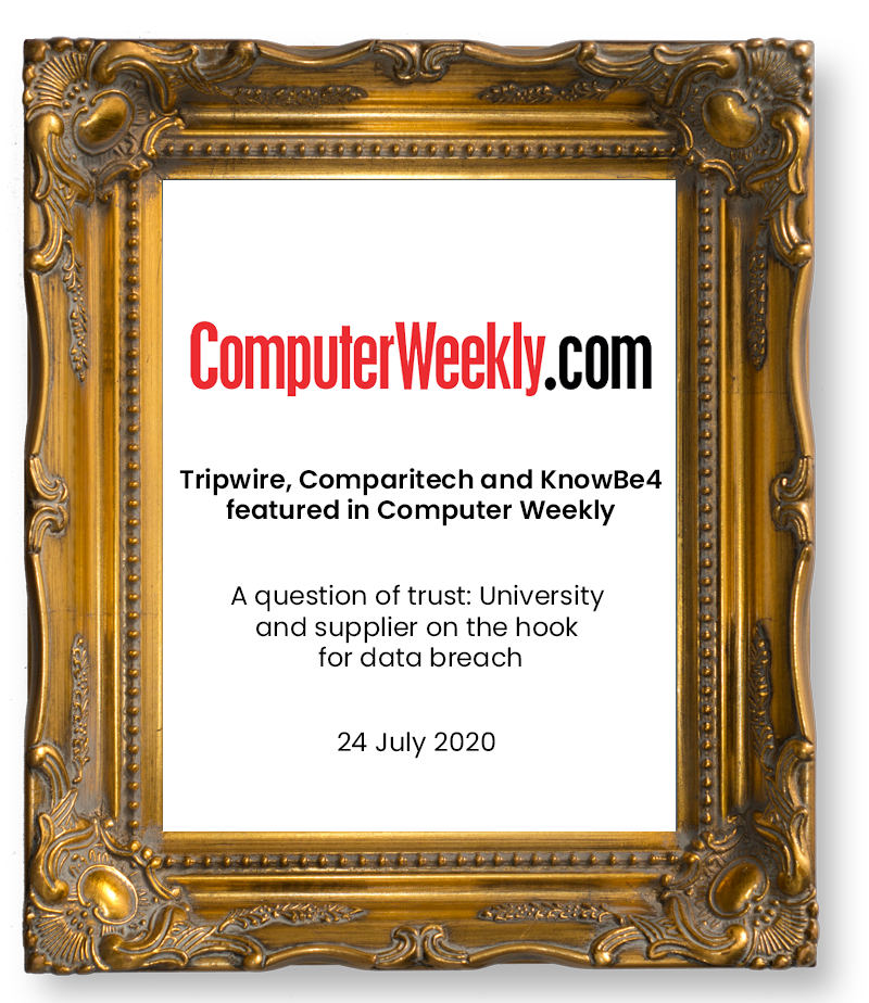 Computer Weekly - Tripwire
