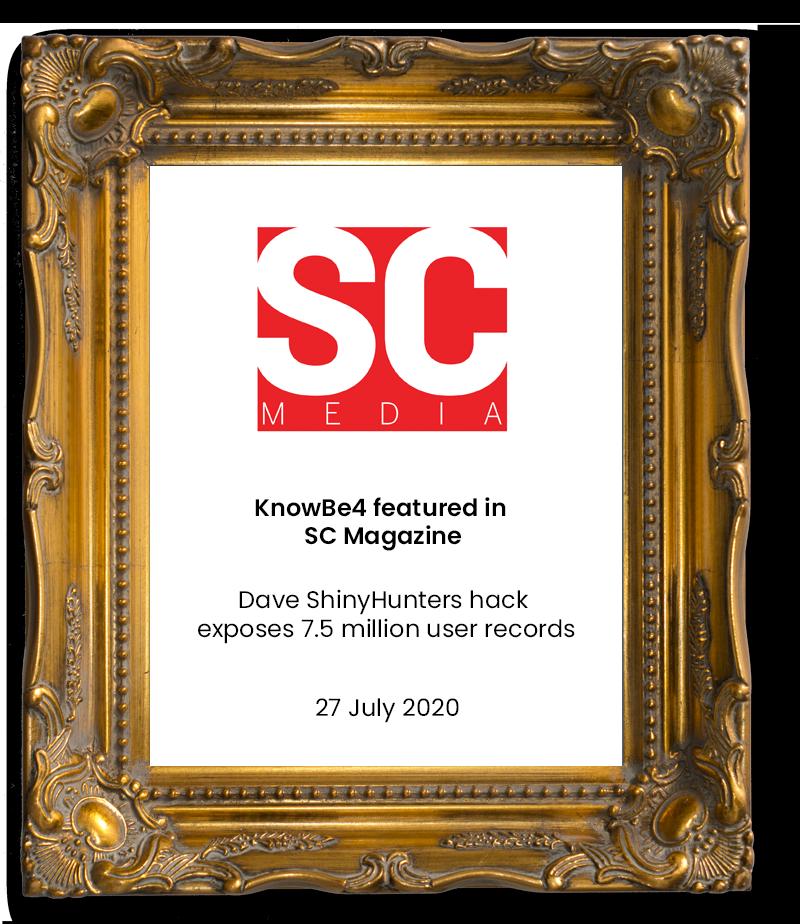 SC Mag - KB4