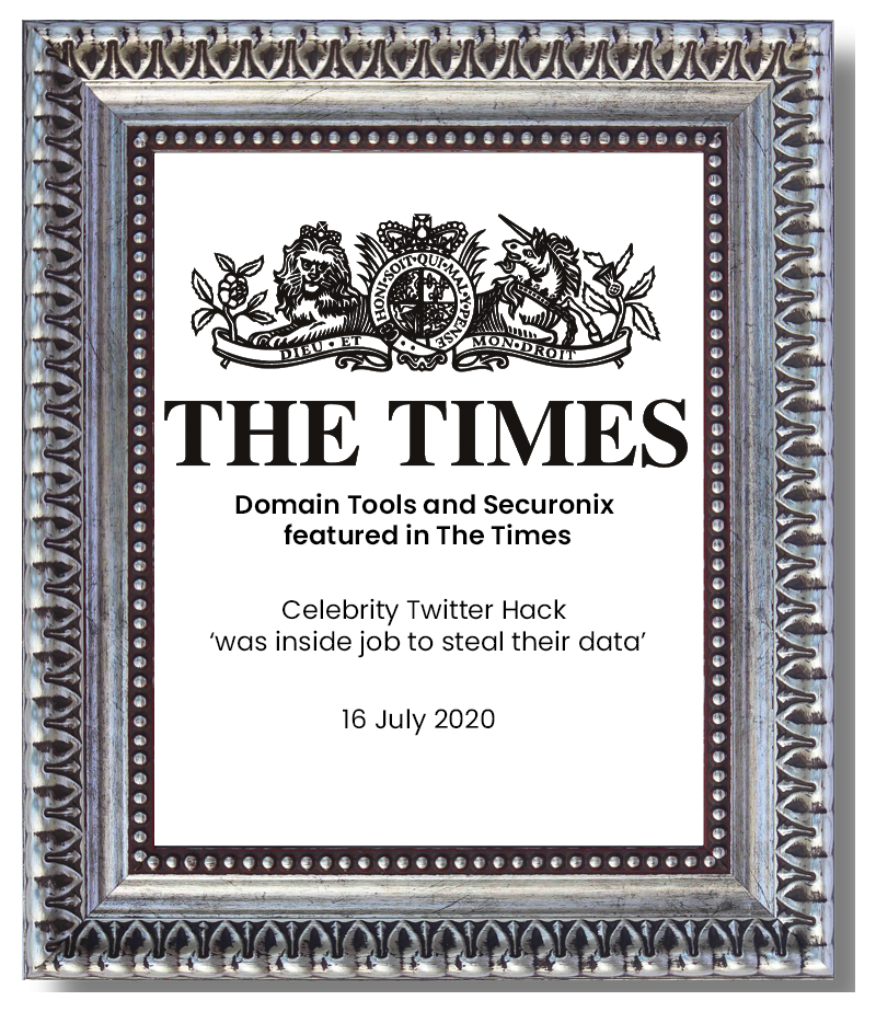 The Times Securonix & DT