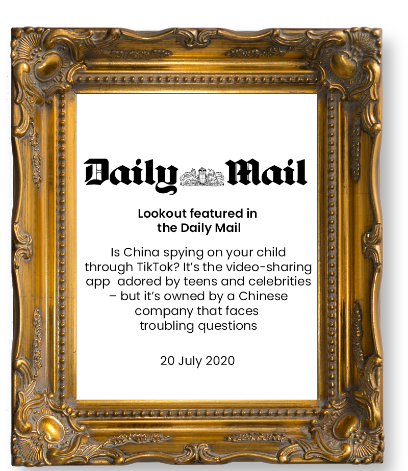 daily mail lookout