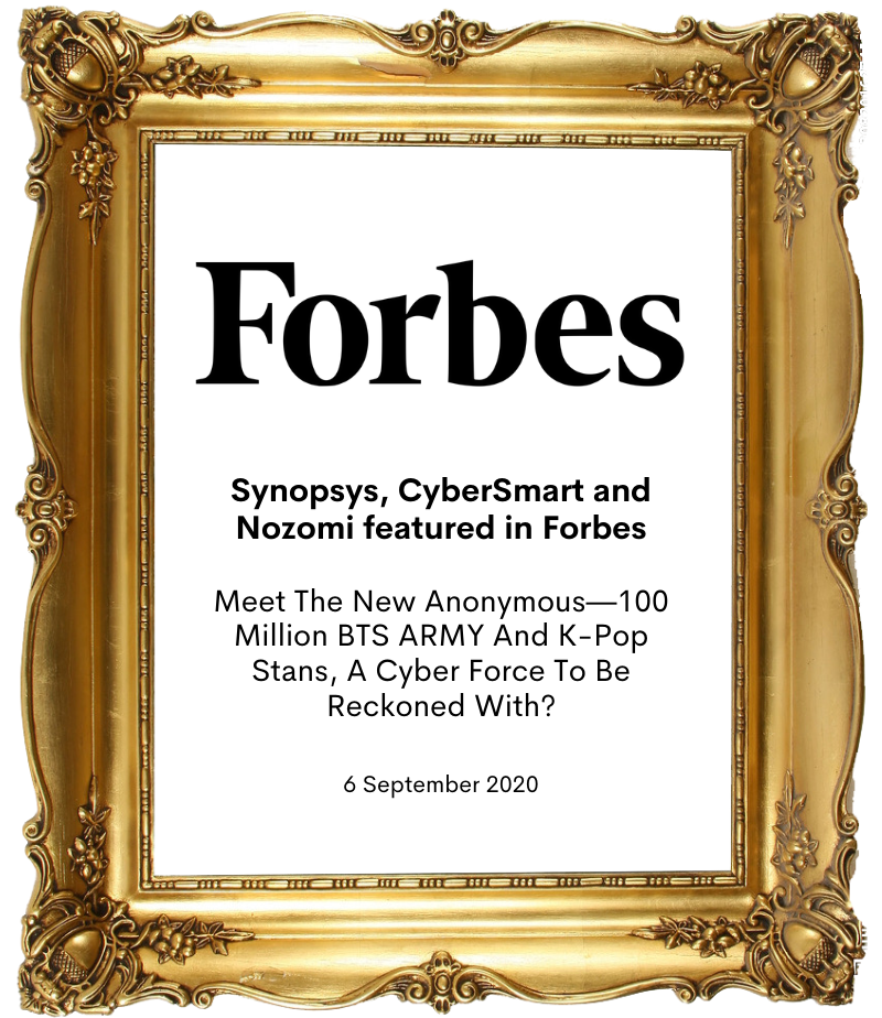 Copy of Picture Frame- Synopsys CyberSmart Nozomi Forbes