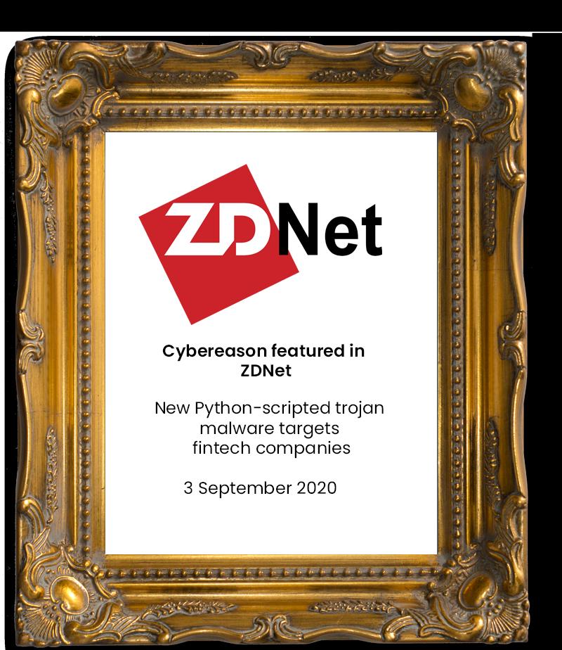 Cybereason ZDNET