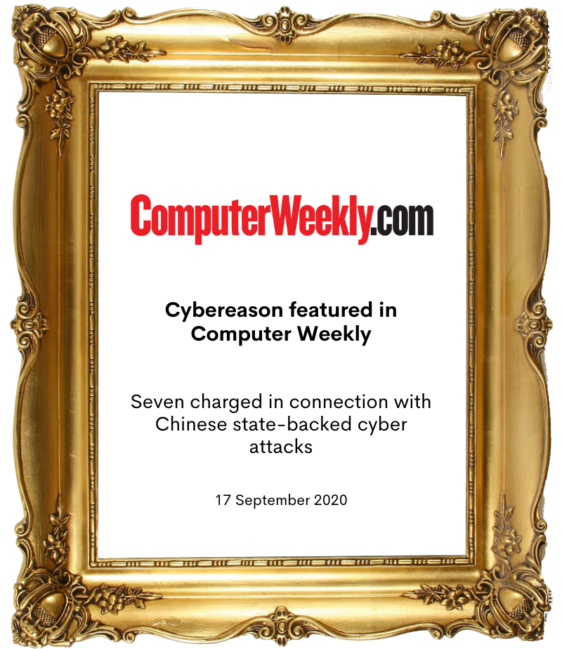 Cybereason in Computer Weekly