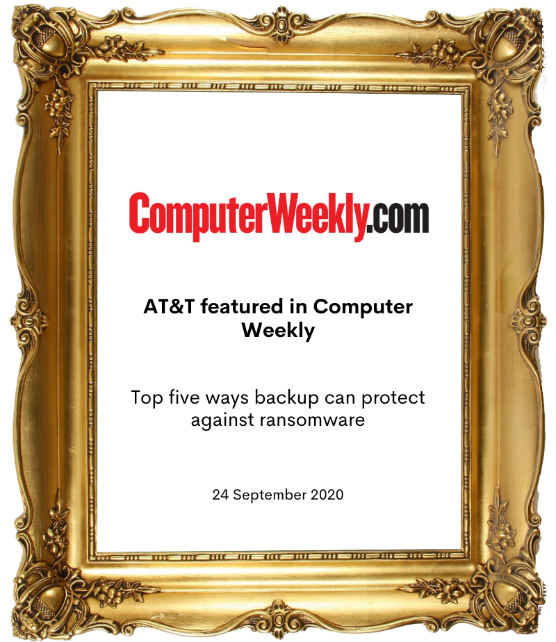 AT&T in Computer weekly