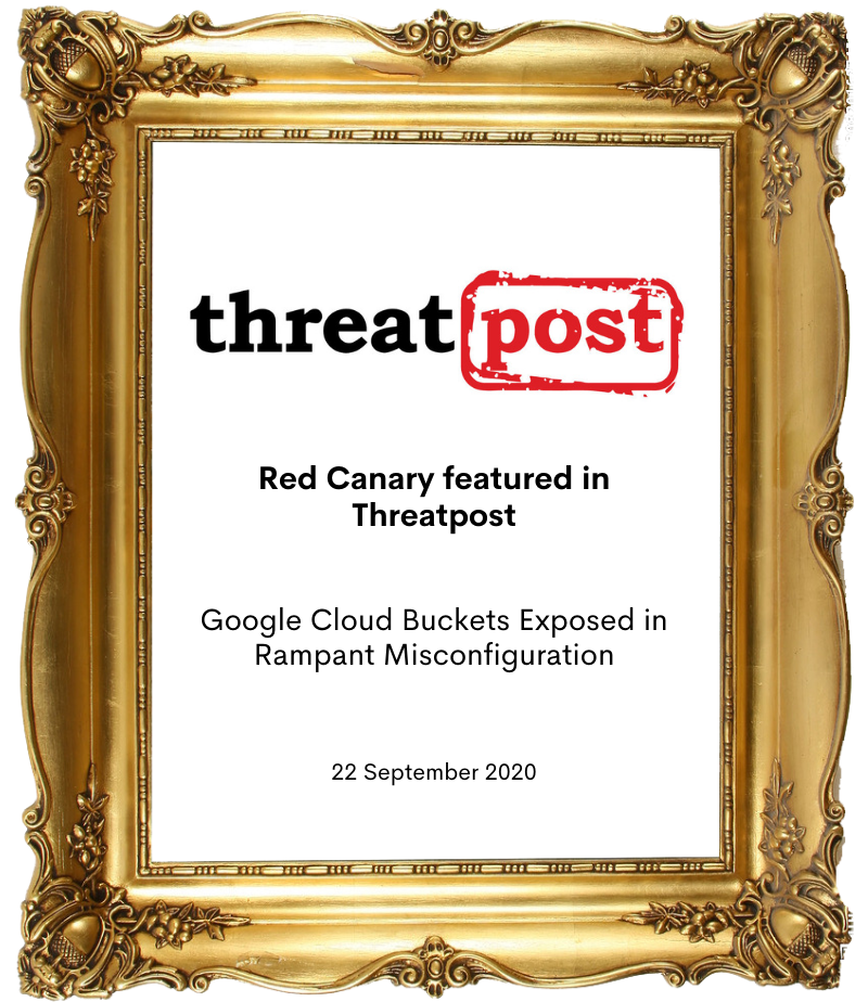 Red Canary in threatpost