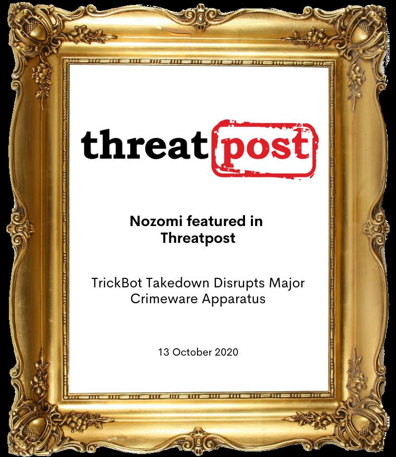 Nozomi in threatpost