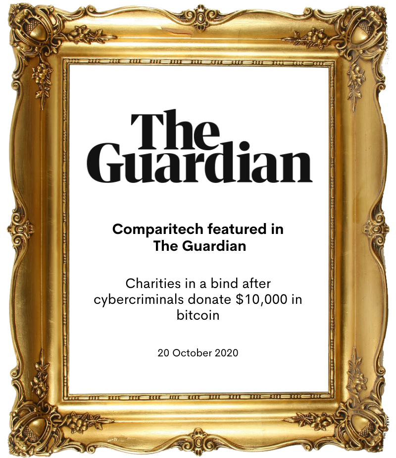 Comparitech in The Guardian