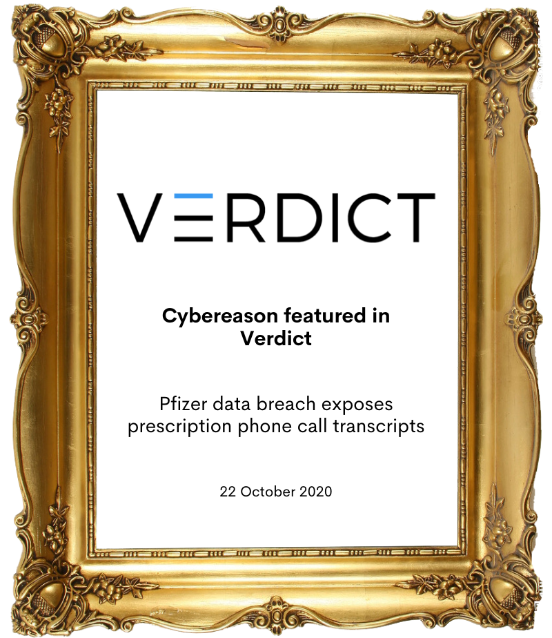 Cyberreason in verdict