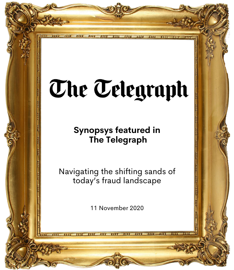 Synopsys in the telegraph