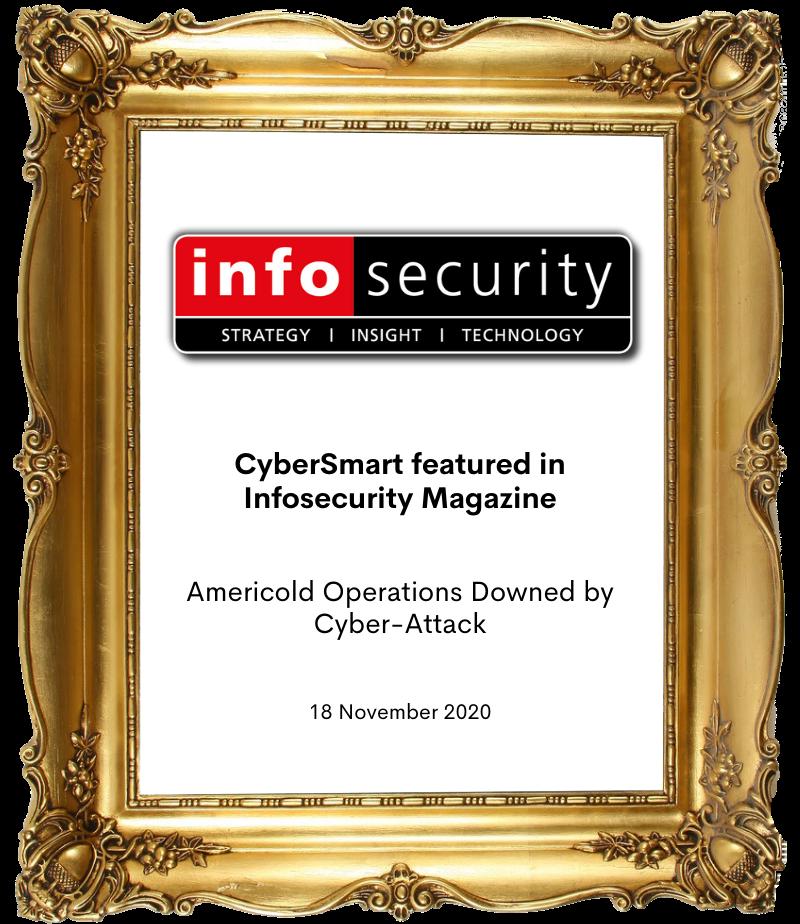 CyberSmart frame