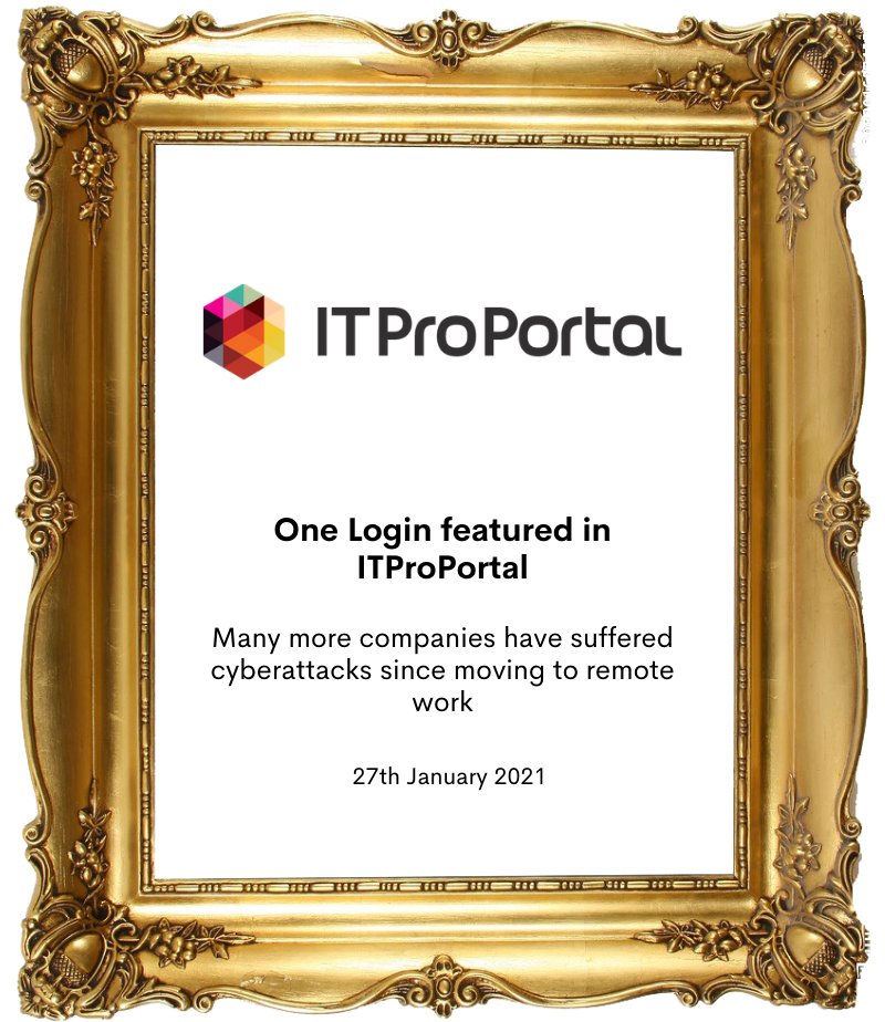 One Loging in ITProPortal