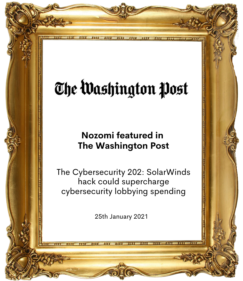 Nozomi in the Washington Post