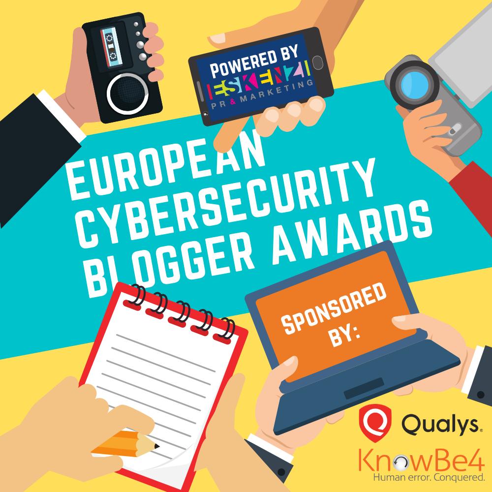 European Cybersecurity Blogger Awards