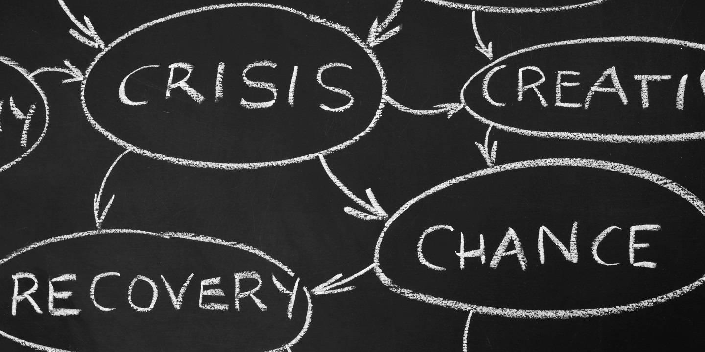 Crisis comms flow chart