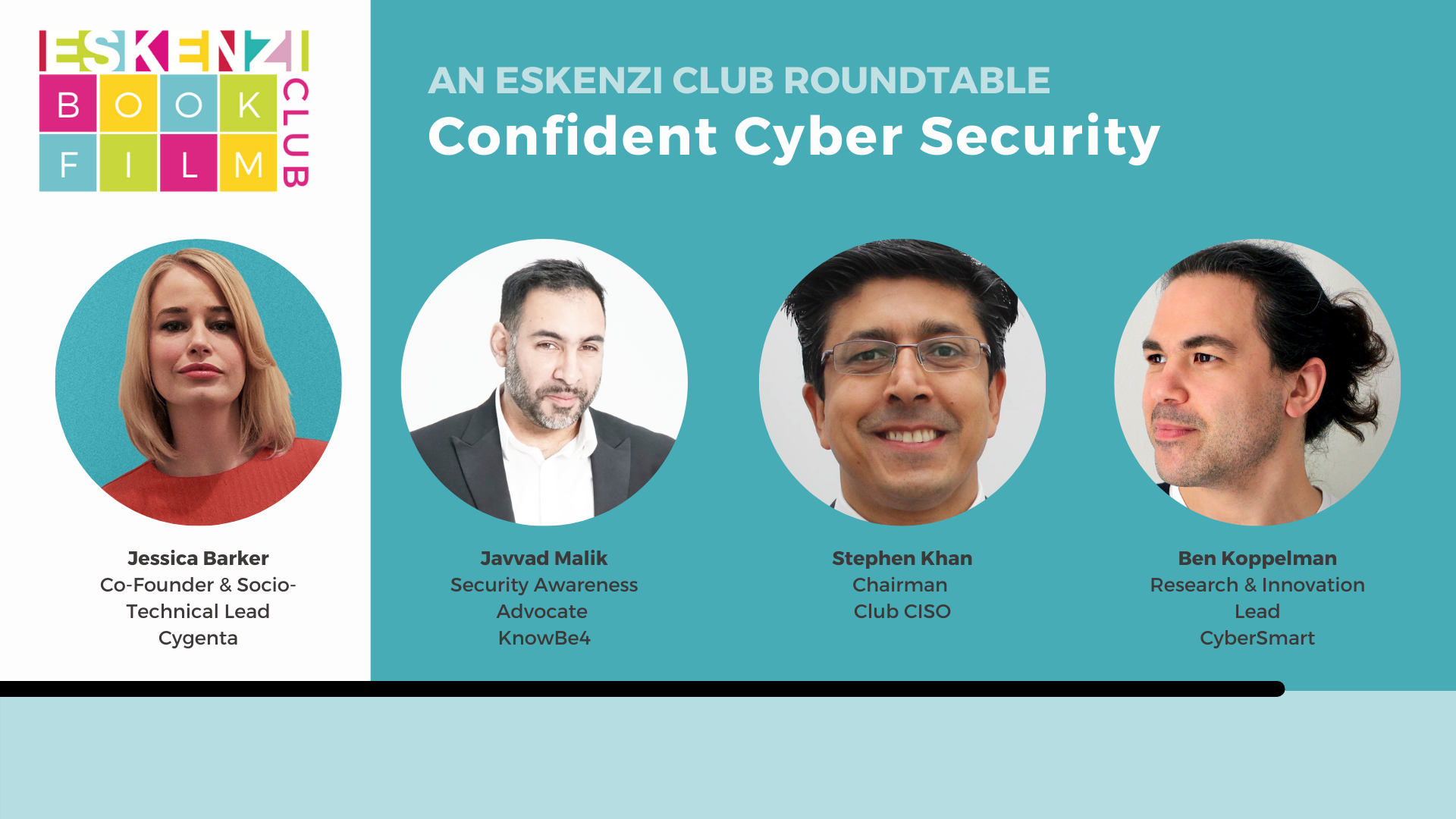Roundtable Confident Cyber Security