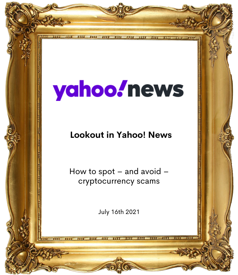 Lookout in Yahoo