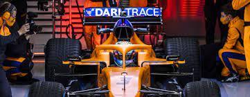 DarkTrace F1 car cybersecurity formula one